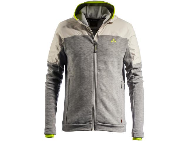 VAUDE Green Core Fleece Jacket Men, gris/beige